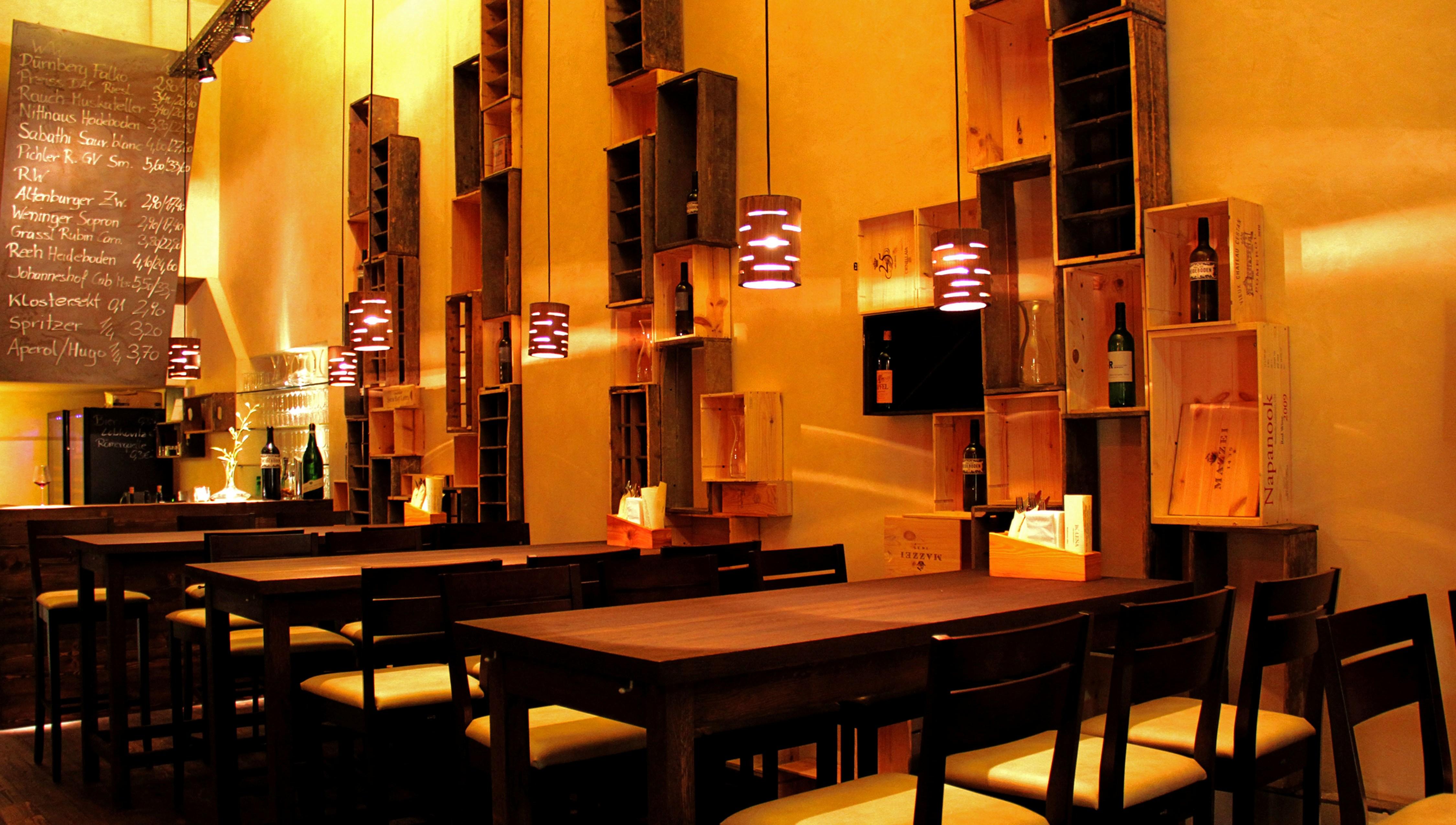 Bolena - Weinbar | Restaurant | Partyraum