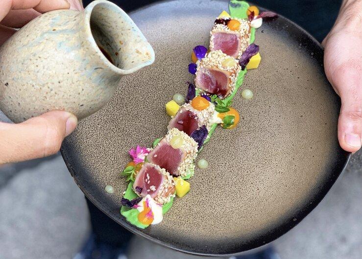 Tuna Tataki Restaurant Bolena